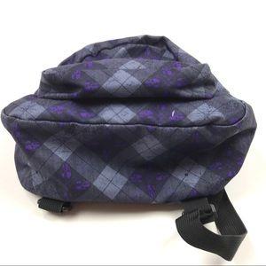 Jansport Bags - Jansport Mini Half Pint Backpack Plaid With Skulls
